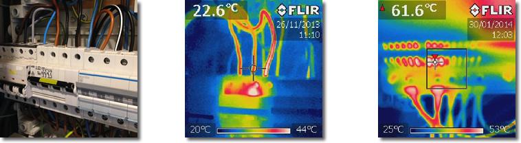 thermografisch